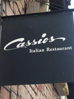 Cassios Italian Restaurant - Italian Restaurants