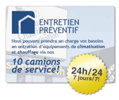 View Services de Climatisation Daneau Inc's Québec profile