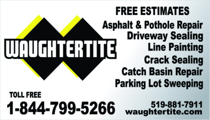 Waughtertite - Paving Contractors