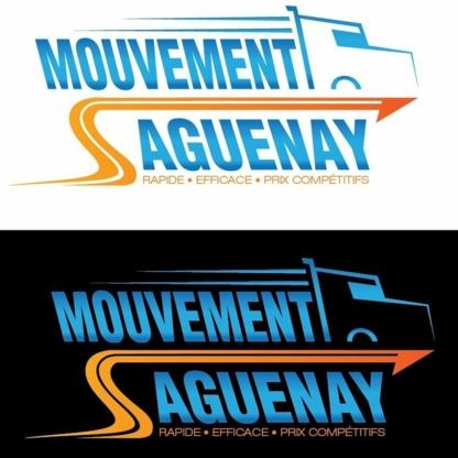 Mouvement Saguenay Enr - Déménagement et entreposage - 418-818-1570