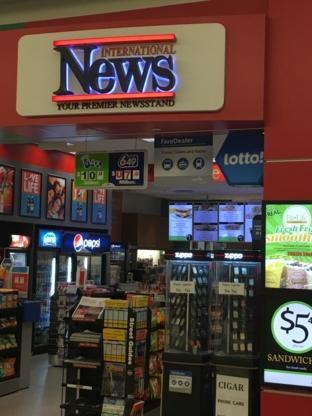 International News - Tobacco Stores