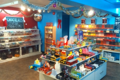 Sucre Bleu - Candy & Confectionery Stores