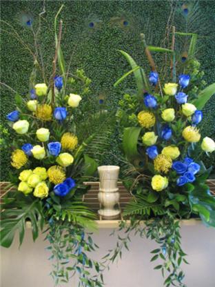 Fleurs 2 - Fleuristes et magasins de fleurs