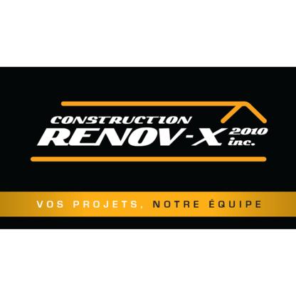 Construction Rénov-X (2010) Inc - Home Improvements & Renovations