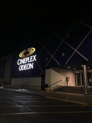 Cineplex Odeon - Movie Theatres - 613-736-6740
