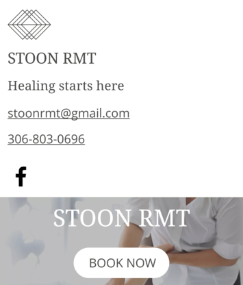 StoonRMT - Registered Massage Therapists - 306-803-0696