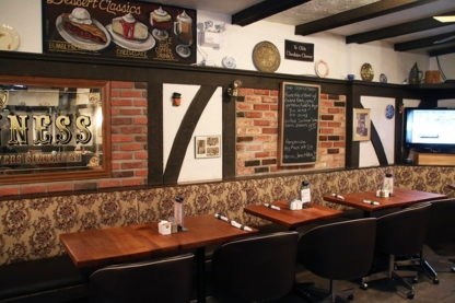 Cheshire Cheese Inn - Restaurants