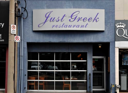 Just Greek Restaurant - Mediterranean Restaurants
