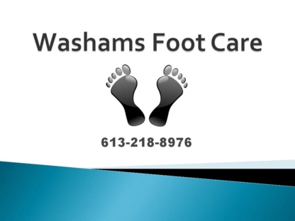 Washams Foot Care - Foot Care - 613-218-8976