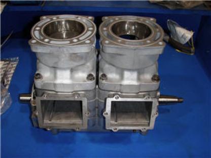 K K Motor Repairs - Snowmobiles