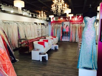 Dites Oui à la Robe - Robes de Bal Québec - Magasins de vêtements pour femmes - 418-558-5943