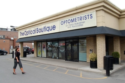 Dr Dana Blakolmer - Optometrists - 905-433-2015