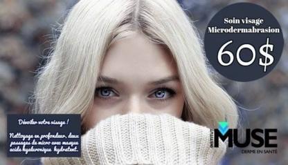 Institut Muse - Salons de coiffure et de beauté - 418-549-9662