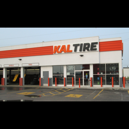 Kal Tire - Tire Retailers - 204-774-2822