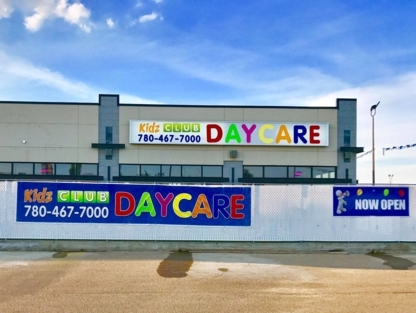 Kidz Club Daycare - Garderies - 780-467-7000