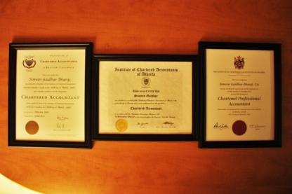 Simeen Bhanji Chartered Professional Accountant - Chartered Professional Accountants (CPA) - 604-879-9644