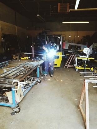 Weld Rich and Steel - Welding - 416-835-5363