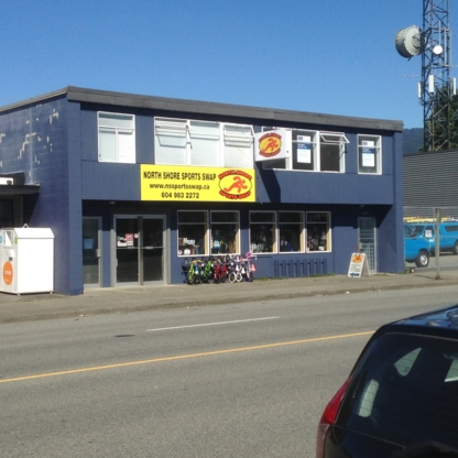 North Shore Sports Swap - Sporting Goods Stores - 604-983-2272