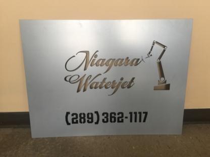 Niagara Waterjet - Salons de coiffure et de beauté - 289-362-1117