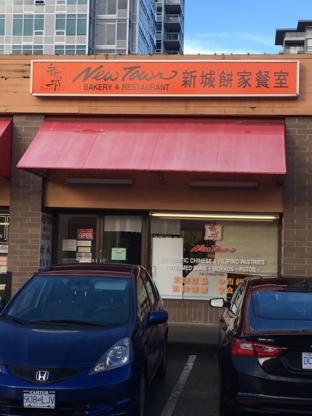 New Town Bakery & Restaurant - Chinese Food Restaurants
