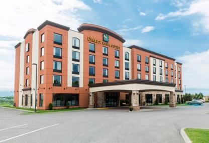 Quality Inn & Suites - Hôtels - 418-833-1212