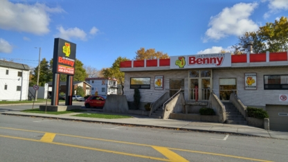 Les Rôtisseries Benny - Fish & Chips - 450-679-6330