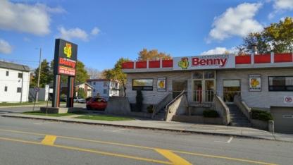 Les Rôtisseries Benny - Poisson et frites