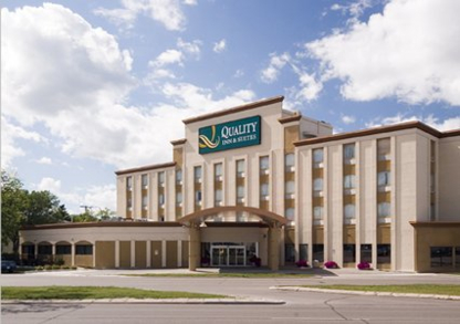 Quality Inn & Suites Choice Hotels - Motels
