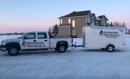 Winterhalt Mechanical Ltd - Plombiers et entrepreneurs en plomberie - 306-940-6623