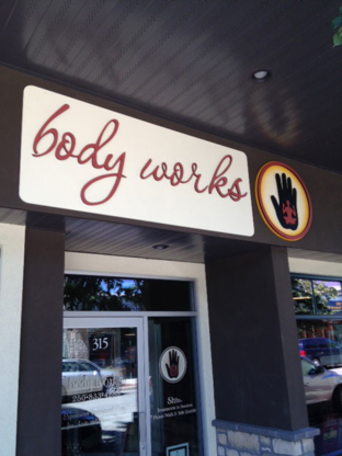 Body Works - Registered Massage Therapists - 250-833-4288