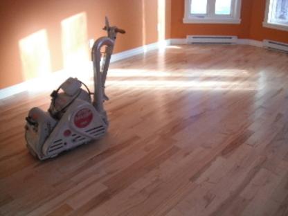 Planchers de Bois Franc Michel Cantin - Floor Refinishing, Laying & Resurfacing - 819-525-6165