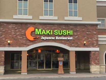 Maki Sushi - Sushi & Japanese Restaurants - 416-696-1258