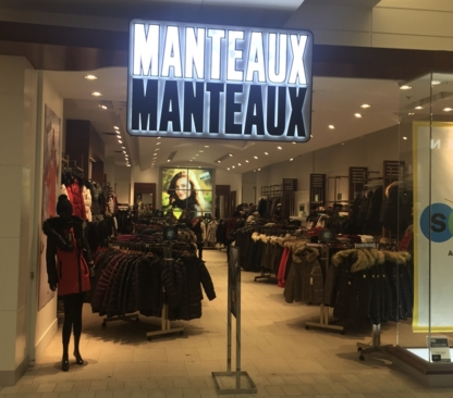Manteaux Manteaux - Clothing Stores - 450-681-6578