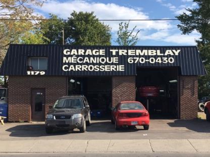 Garage A et B Tremblay Inc - Auto Repair Garages