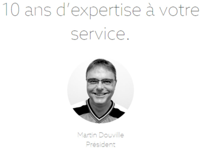 Ordinateur MRS - Martin Douville - Computer Repair & Cleaning - 514-248-3217