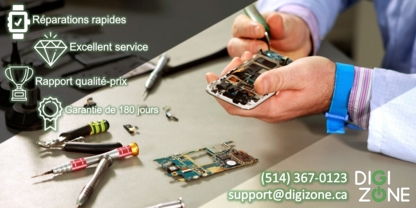 Digizone - Electronic Equipment & Supply Repair