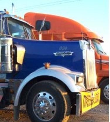 Blue Horse Transport Inc - Trucking