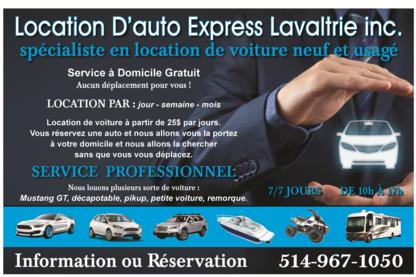 Location Auto Pro - Location d'auto à court et long terme - 514-967-1050