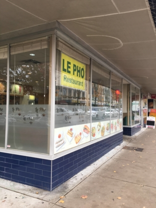 Le Pho Restaurant Inc - Vietnamese Restaurants - 604-255-9897