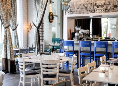 Capocaccia Restaurant - Italian Restaurants - 416-921-3141