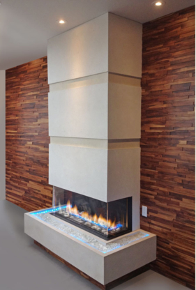 Fini-Plus Inc - Fireplaces