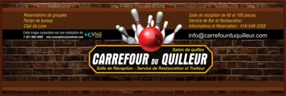 Carrefour Du Quilleur - Restaurants - 418-548-3358