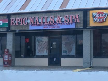 Epic Nail & Spa - Nail Salons
