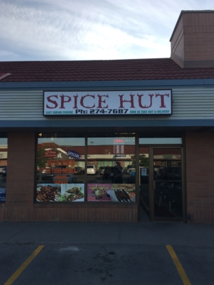 Spice Hut - Indian Restaurants - 403-274-7687