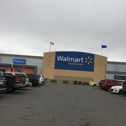 Walmart Supercentre 17th Ave Se & 84th St Se Main Information - Grands magasins - 403-387-0850