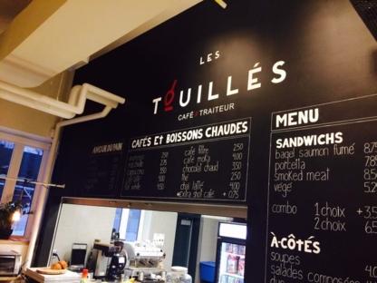 Les Touillés Café-Traiteur - Caterers - 514-703-8678