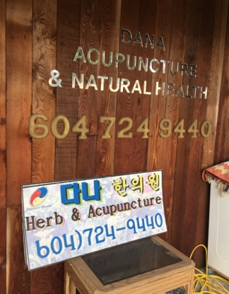Dana Acupuncture & Natural Health - Acupuncturists