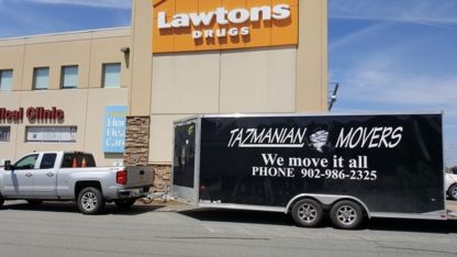 Tazmanian Movers - Moving Services & Storage Facilities - 902-986-2325