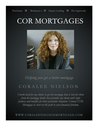 COR Mortgages - Mortgages - 902-221-0555