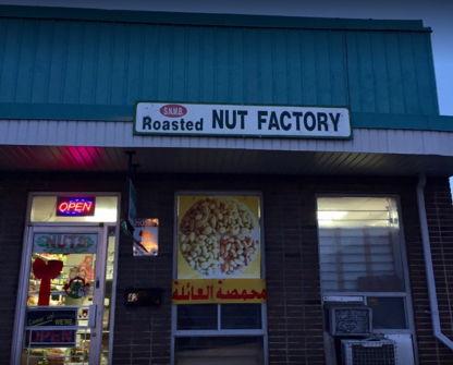 Roasted Nut Factory - Nuts - 905-306-9197